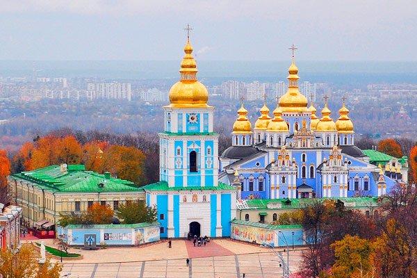 история Михайловской площади